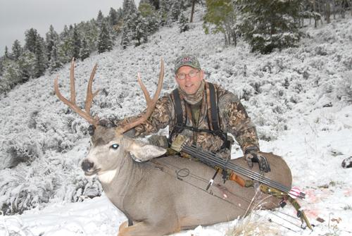 Archery Deer & Elk Hunting Colorado