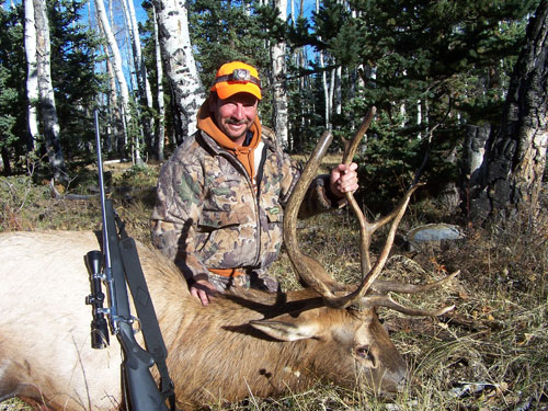 Elk hunting pictures from 1st rifle season 2011.