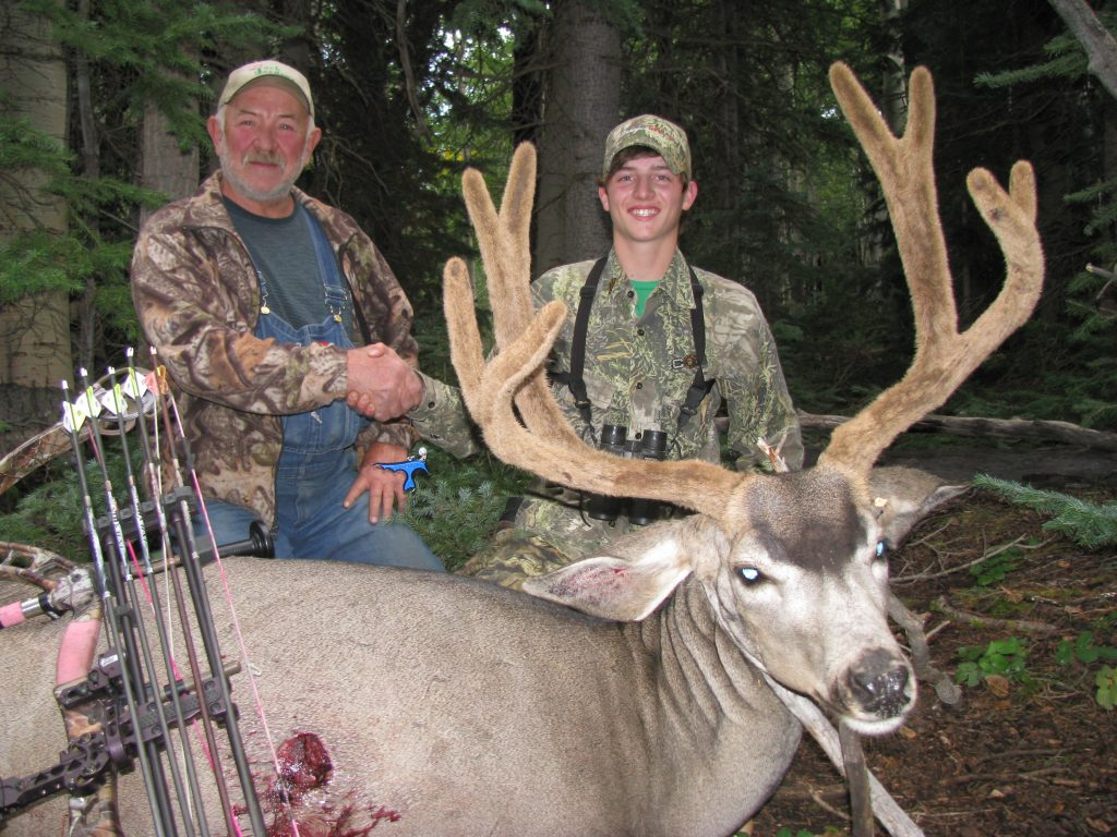 Deer & Elk hunting pictures from archery season.